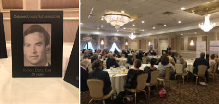 Dutchess County Bar Association Honor Luncheon
