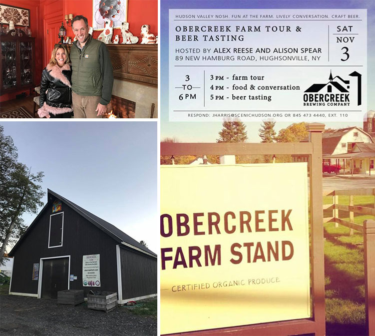Sustainable Farming at Obercreek Farm